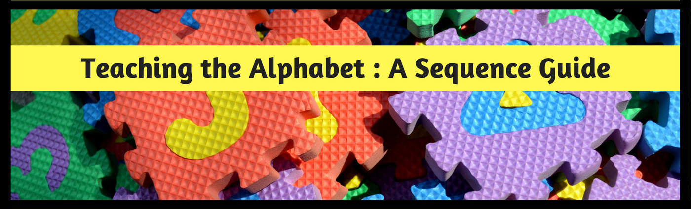 Alphabet Sequence Guide