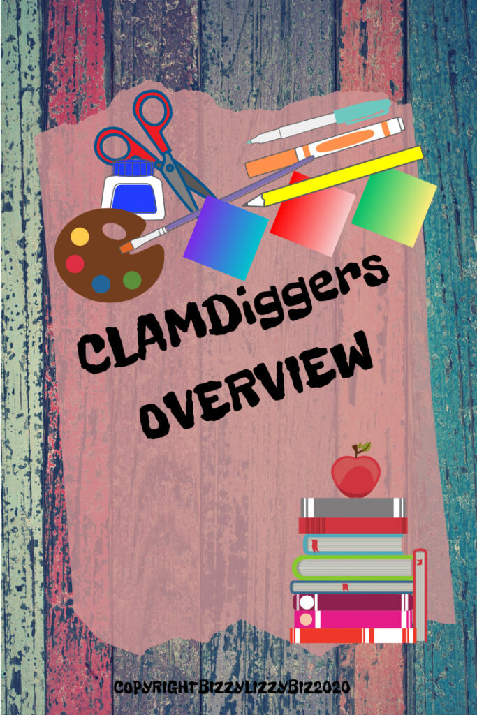 CLAMDiggers Overview