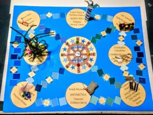 Oct: Game Board