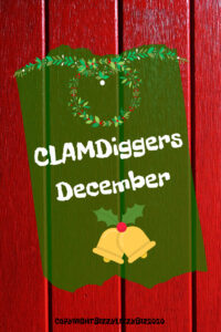 CLAMDiggers December cover